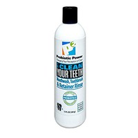 P2 Probiotic Power | i Clean Your Teeth, Mouthwash and Retainer Rinse | All Natural & Organic | (12 oz)