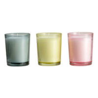 H&M 3-pack candles £3.99