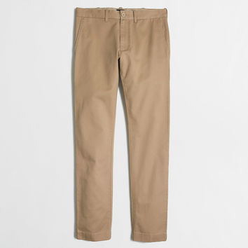 Factory Driggs broken-in chino
