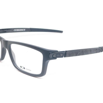 Oakley Currency OX8026-0154 Satin Black Eyeglasses