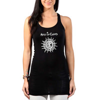 Alice In Chains White Womens Tank Top *