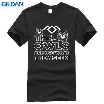 Twin Peaks The Owls Are Not What They Seem T Shirt