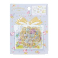 Cinnamoroll Flake Sticker Happiness Girl Sanrio Japan - VeryGoods.JP