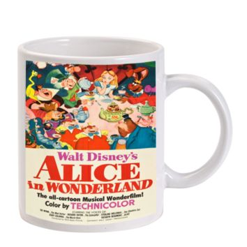 Gift Mugs | Alice In Wonderland Ceramic Coffee Mugs