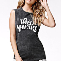 Thrills Wild Heart Muscle Tank Top at PacSun.com