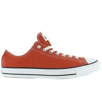 VONR3I Converse All-Star Chuck Taylor Lo - Rust Canvas Low Top Sneaker