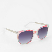 Urban Outfitters - Industrial Floral Sunglasses