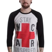We Came As Romans - Stay Inspired White/Black - Longsleeve