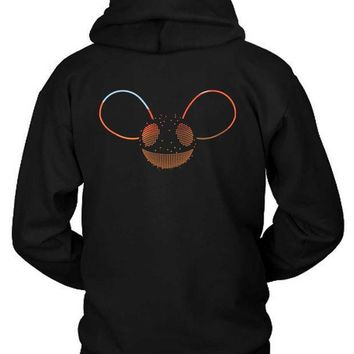 Martin Garrix Concert Play Logo Hoodie Two Sided