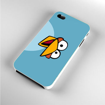 Angry Birds Blue Landscape iPhone 4s Case