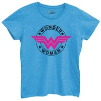 Womens Wonder Woman Tshirt