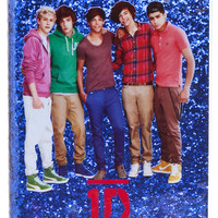 ONE DIRECTION GLITTER JOURNAL