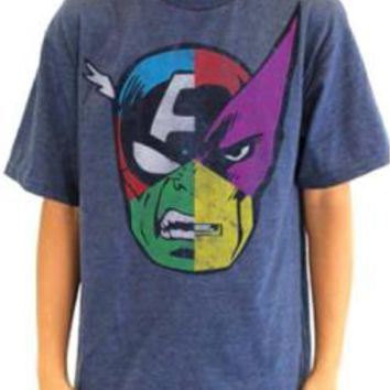 Marvel Youth T-Shirt - Split Personality