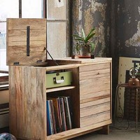 4040 Locust Wooden Media Console