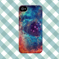 Classic Galaxy Hipster iPhone Case