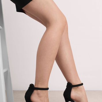 Ara Open Toe Strappy Heel