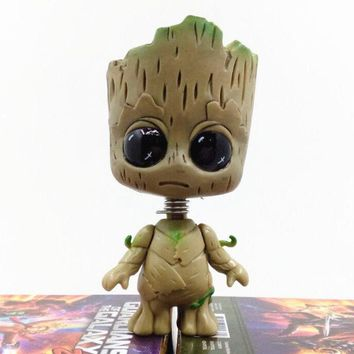 POP! Marvel Guardians Of The Galaxy 2 Vinyl Figure BABY GROOT B 10cm