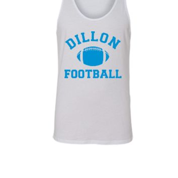 Dillon Panthers Football - Unisex Tank
