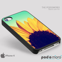 Sunflower for iPhone 4/4S, iPhone 5/5S, iPhone 5c, iPhone 6, iPhone 6 Plus, iPod 4, iPod 5, Samsung Galaxy S3, Galaxy S4, Galaxy S5, Galaxy S6, Samsung Galaxy Note 3, Galaxy Note 4, Phone Case