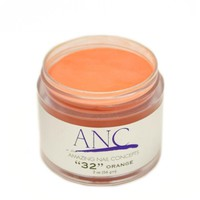 ANC Dip Powder Amazing Nail Concepts 2 oz #32 Orange