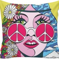 Hippie Pillow