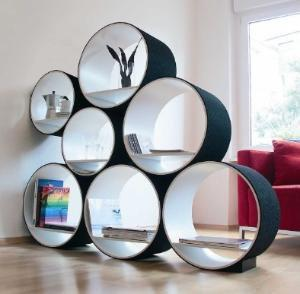 Contemporary Flexi Shelving