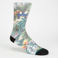 Stance Mahalo Mens Casual Socks Multi One Size For Men 25391495701