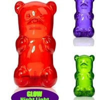 GUMMY BEAR LED Night Light