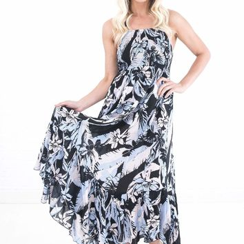 ae7312a676 Women s Free People Heat Wave Printed Maxi Dress