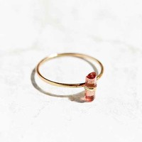 Jene Despain Gold Nova Ring