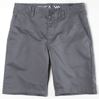 Rvca Week-End Mens Shorts Grey  In Sizes