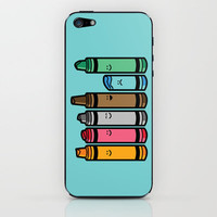 Overused iPhone & iPod Skin by Budi Satria Kwan | Society6