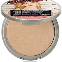 The Balm Mary-Lou Manizer AKA The Luminizer Shimmer, Highlighter and Eyeshadow w/Mini Meet Matte Hughes Lip Color, Committed