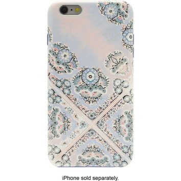 Nanette Lepore - Floral Scarf Hard Shell Case for Apple® iPhone® 6 - Multi