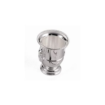 Silver-plated Toothpick/Accessory Holder
