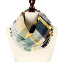 Fall Colors Infinity Scarf