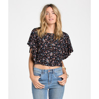 WANDERING SUN CROP TOP