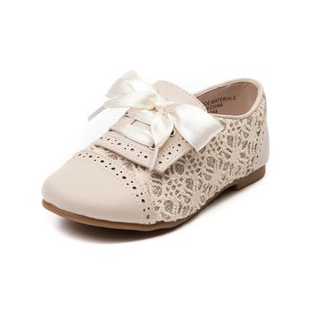 Toddler Sarah-Jayne Jazz Oxford Casual Shoe