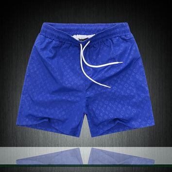 Boys & Men LV Louis Vuitton Casual Sport Shorts