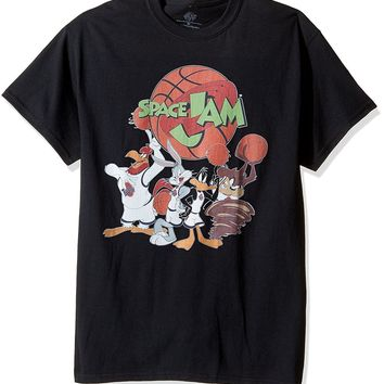 spbest Space Jam Tee Graphic T-Shirt