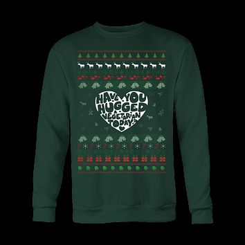 Vegan Ugly Christmas Sweatshirt