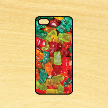 Gummy Bears iPhone 4/4S 5/5C 6/6+ and Samsung Galaxy S3/S4/S5 Phone Case