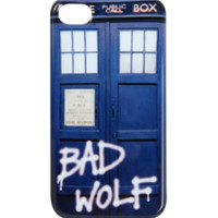 Doctor Who Bad Wolf iPhone 4/4S Case