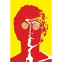 JOHN LENNON POSTER Amazing Pop Art RARE HOT NEW 24x36