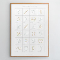 Present&Correct - Paperclip Chart