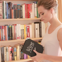 KUMA clutch: the most intelligent & unique leather accessory