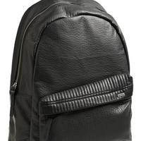 Junior Women's Volcom Faux Leather Backpack