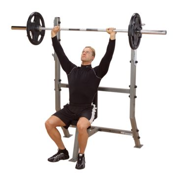 ProClubLine Olympic Shoulder Press