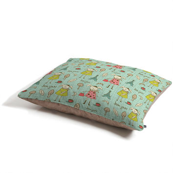 Heather Dutton Bonjour Lapin Pet Bed