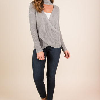 Show Off Sweater, Stone